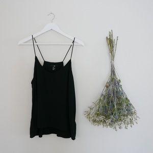 Silk Drape Blouse